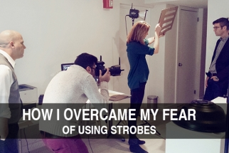 How I Overcame My Fear of Using Strobes