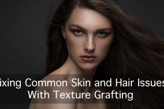 How to Fix Common Skin and Hair Issues Using Texture Grafting