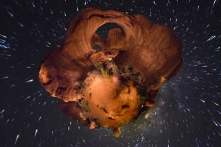 """Planetary Panoramas"" Creates Timelapses With A 360º Look At The Night Sky"
