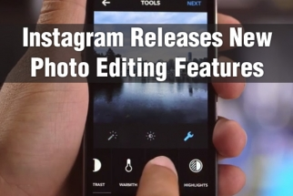 Instagram Releases New Photo Editing Features