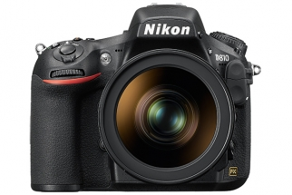 Nikon Announces the Nikon D810