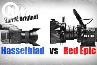Will Video Cameras Kill Still Photography? Red Epic Vs Hasselblad