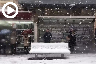 This Magical Snow Video Was Shot On The iPhone In One Take