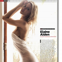 Elaine for GQ