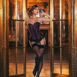 Campaign Shot for Angela Friedman Lingerie
