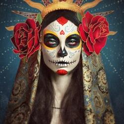 Sugar Skull - Día De Muertos