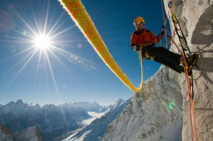 Jimmy Chin, Meru Expedition, Garwhal, India