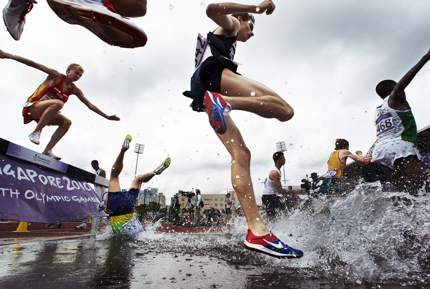 The Art Of Sports Photography: Shooting The Olympics With