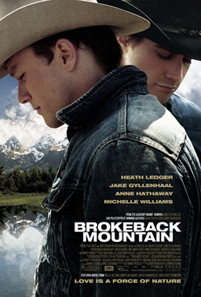 Kimberley French, Brokeback Mountain, fstoppers, movie poster