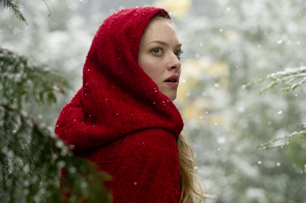 Kimberley French, fstoppers, Red Riding Hood, movie photography