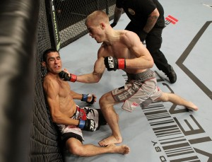 Josh Hedges, fstoppers, fs spotlight, reese moore, UFC, sports photography