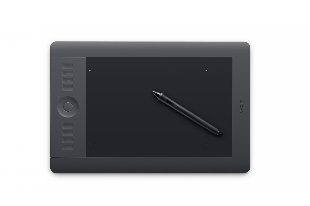 how to make pen scroll slower wacom