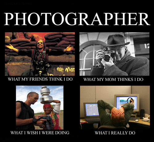 Funny Meme Editor : Funny photographer meme what people really think i do