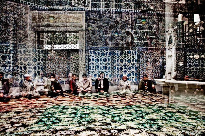 8 second exposures by Nicolas Ruel Istanbul