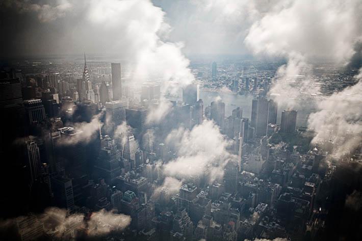 8 second exposures by Nicolas Ruel New York