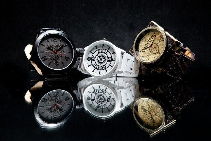Sanctify watches shot by Nick Fancher for JackThreads