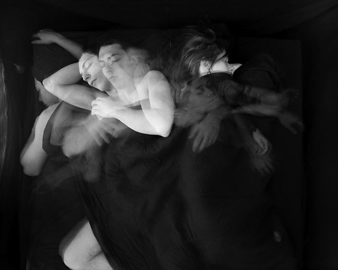 Milena_Paul/ Der Liebenden Schlaf