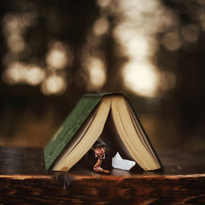 Fairy tale like surreal photos by joel robinson fstoppers - Photo best home ...