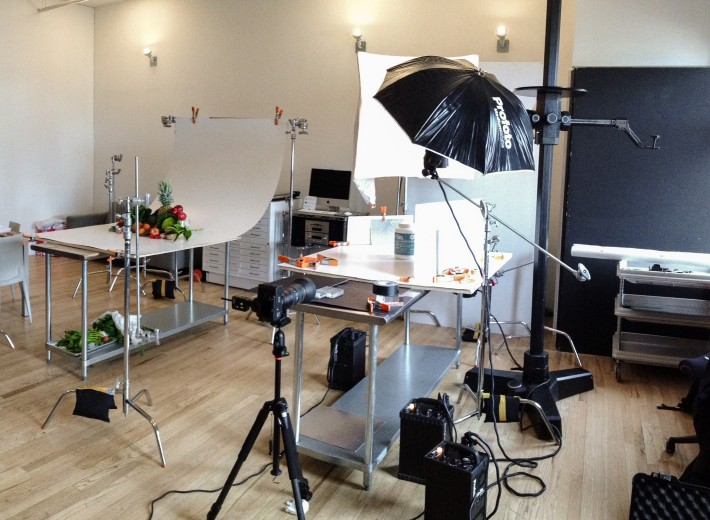Expand your skillset commercial food photography fstoppers for Cuisine x studio brussel