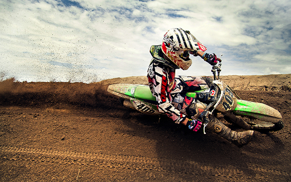 Sports action shots photography