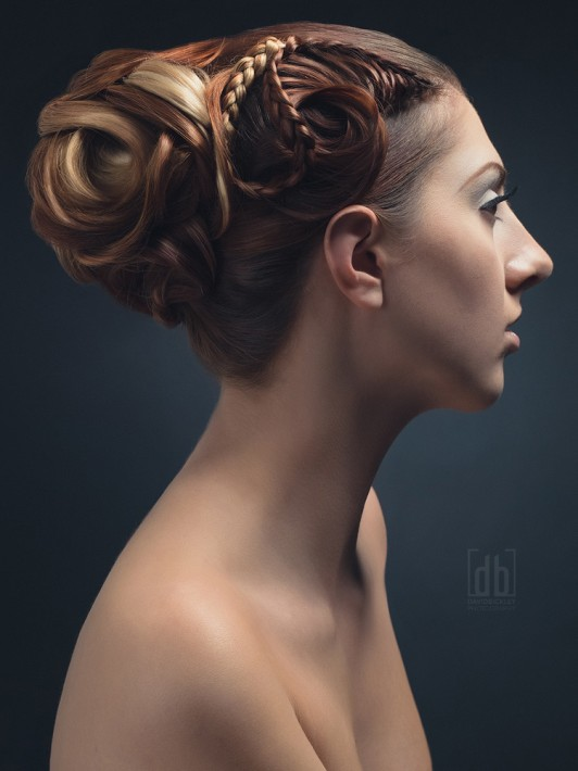 Intricate Braids by David Bickley Photography