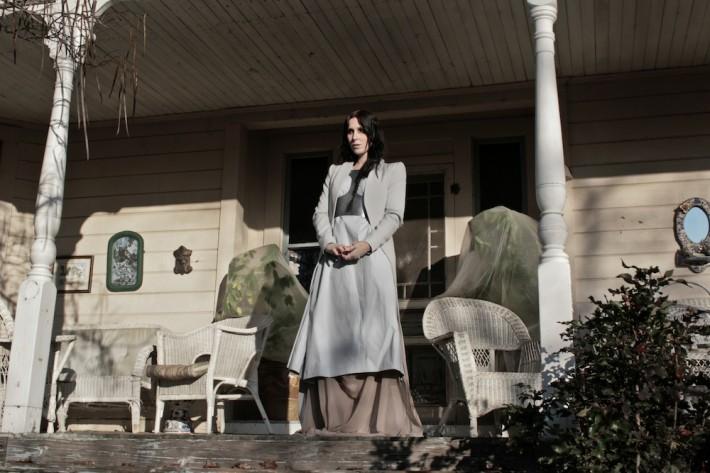 Chelsea Wolfe Converse flatlands