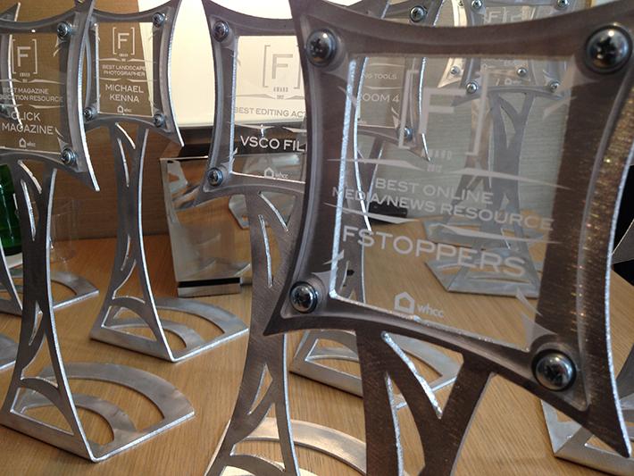 framed awards