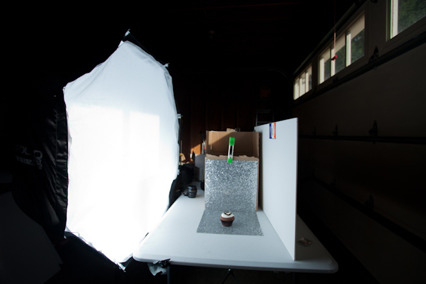 Lighting Cupcakes With A Ring Flash Fstoppers