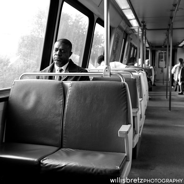 Sleep in Transit