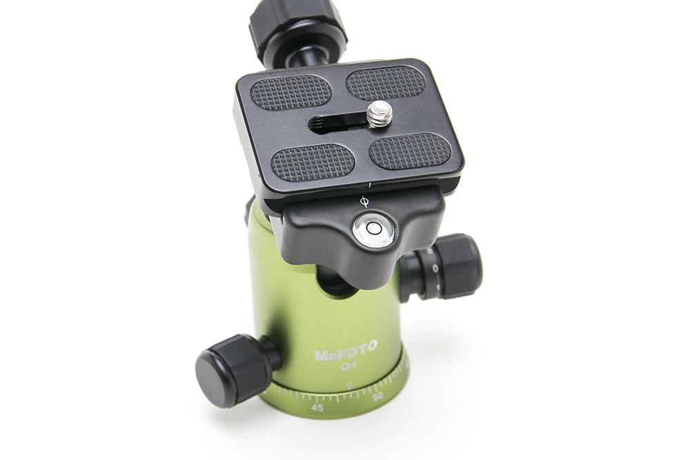 mefoto ball head