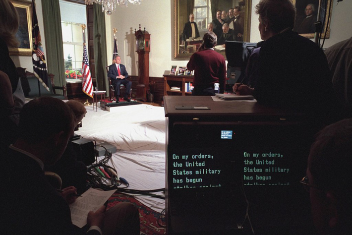George W. Bush BTS-1-11