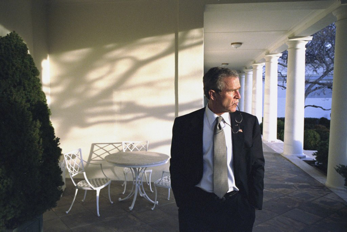 George W. Bush BTS-1-12