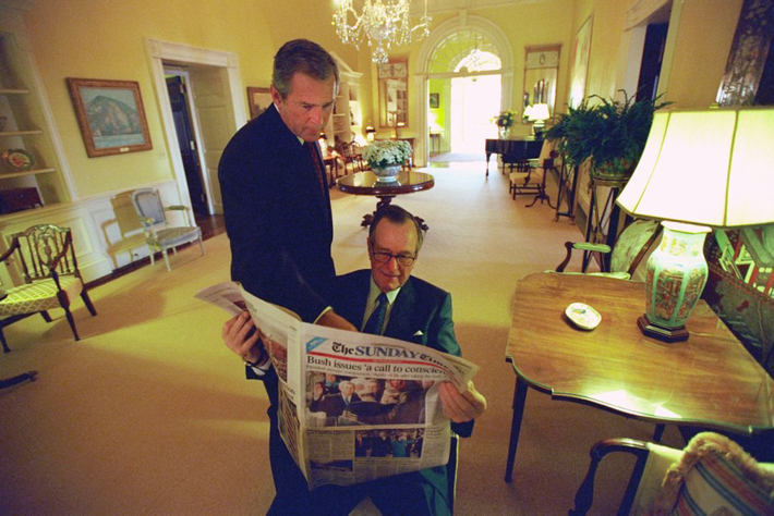 George W. Bush BTS-1-3