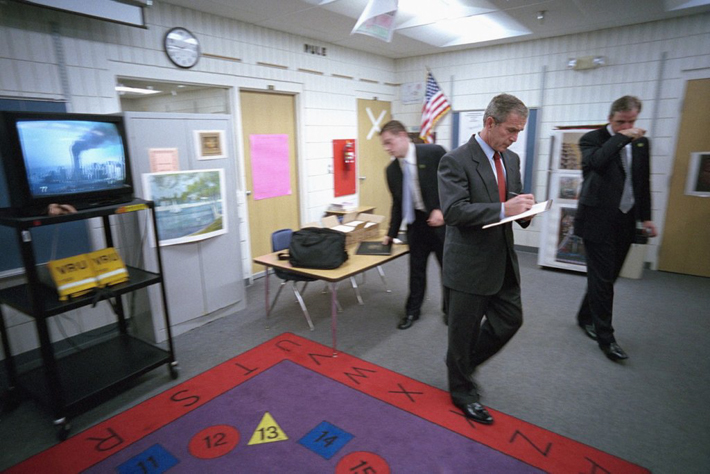 George W. Bush BTS-1-7
