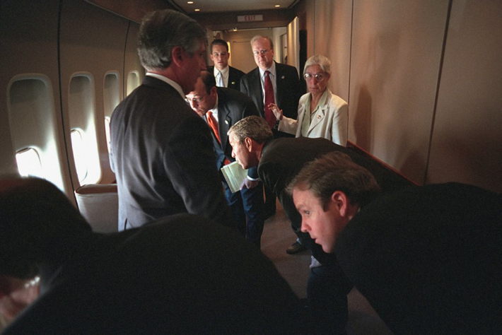 George W. Bush BTS-1-8