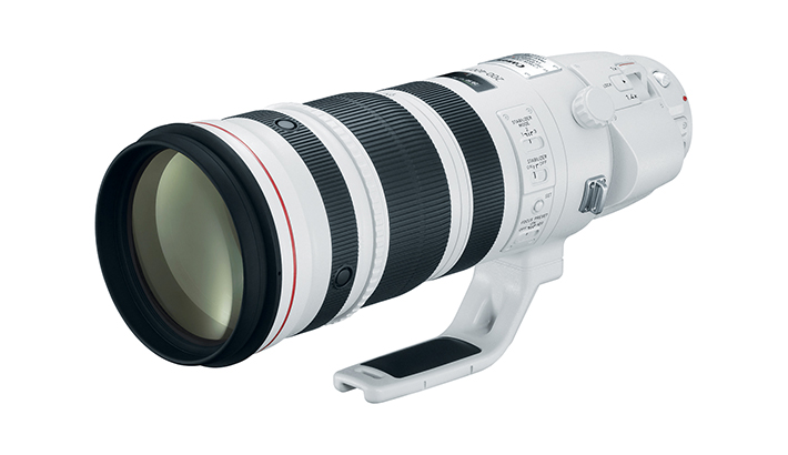 canon announces 200-400mm f4 L IS USM