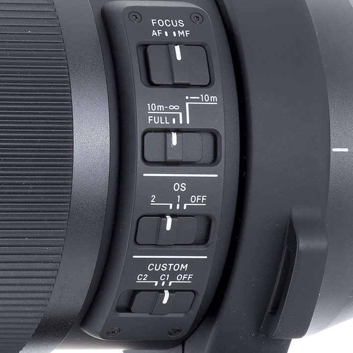 sigma 120-300mm functions close up