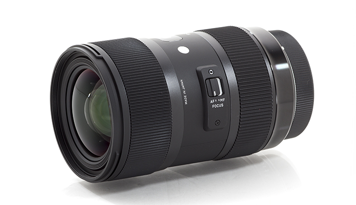 Fstoppers Reviews the Sigma 18-35mm f 1_8 art lens review