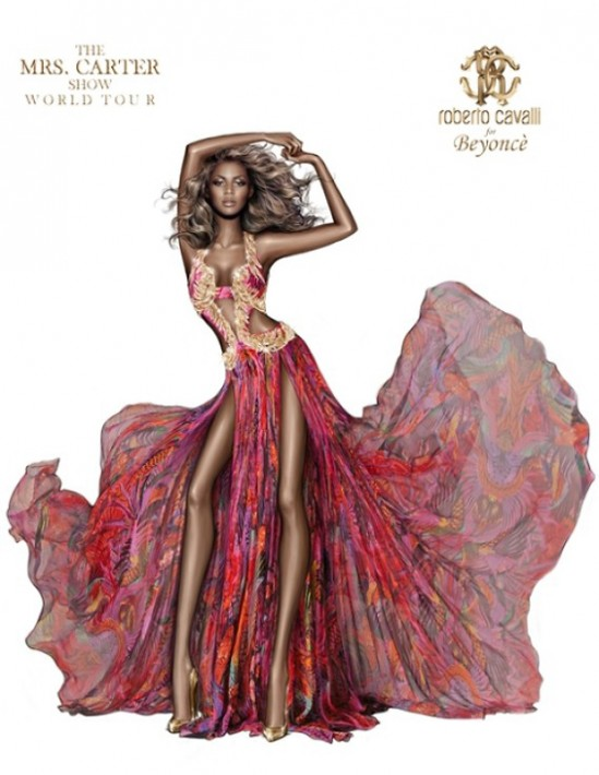 beyonce-fstoppers-dress-photoshop