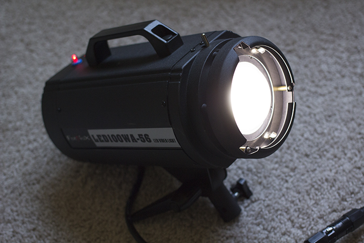 Fotodiox LED100WA-56 bare on