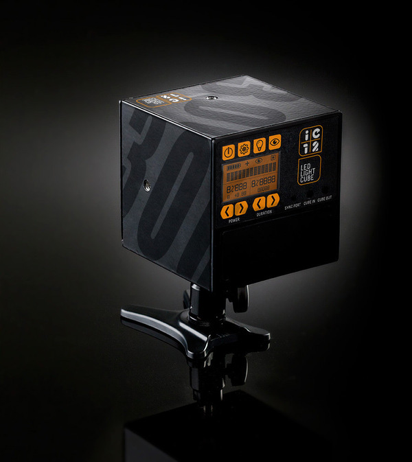 LED light cube fstoppers