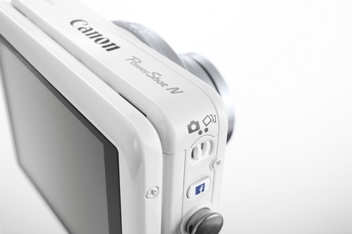 PowerShot N Facebook Ready Canon Camera 2