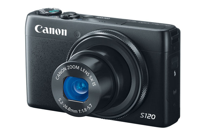 PowerShot S120 Canon Camera Fstoppers