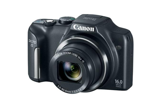 PowerShot SX170 Camera Canon Fstoppers
