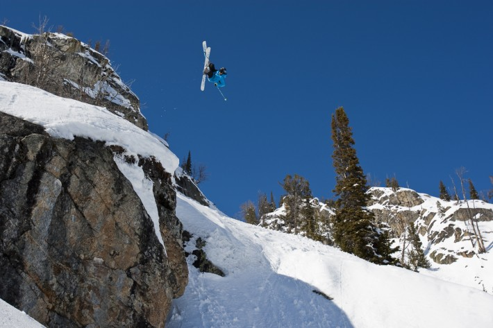 Max Hammer and Daniel Tisi, Casper Bowl, Jackson Hole, WY