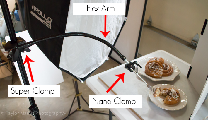 food_grip_gear_cinnamon_roll_rig_setup