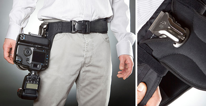 Fstoppers SpiderHolster to Stay Comfortable on Long Shoots