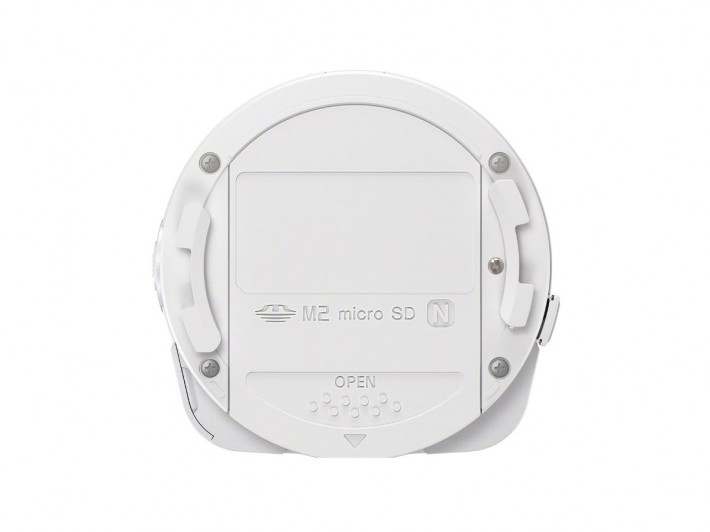 Sony_QX10_White_Rear