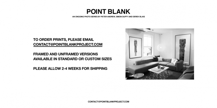 order point blank prints