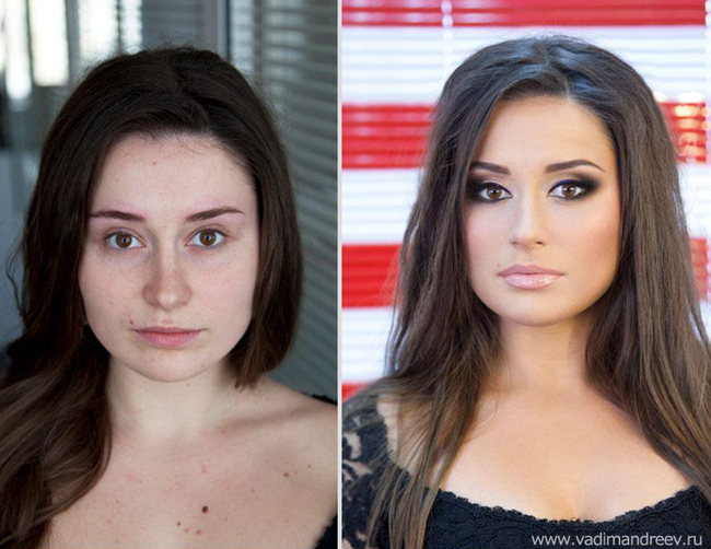 The Staggering and Transformative Power Of Make Up Artists | Fstoppers